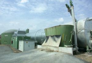 Biogas Produced Method
