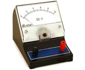 Classification of Voltmeter and Ammeter